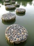 Lago quieto Imagens de Stock