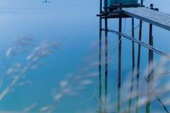 Lago quieto foto de stock royalty free