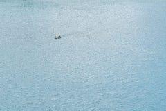 Lago Quilotoa, Latacunga Ecuador Fotografie Stock Libere da Diritti