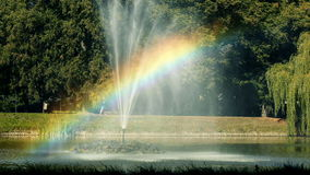 Lago rainbow