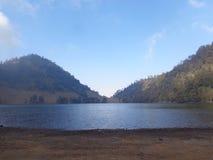 Lago Ranukumbolo Fotos de archivo libres de regalías