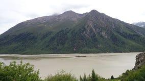 Lago Ranwu Imagem de Stock