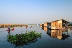 Lago Rawapening Fotos de Stock Royalty Free
