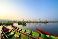Lago Rawapening Imagem de Stock