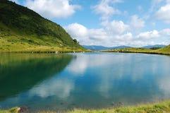Lago reservado Fotos de archivo