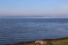 Lago rice in Ontario Immagine Stock Libera da Diritti