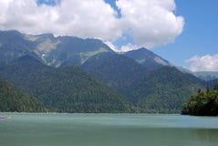 Lago Ritsa Imagem de Stock Royalty Free