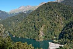 Lago Ritsa Imagem de Stock
