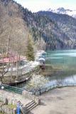 Lago Ritsa Imagen de archivo