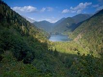 Lago Ritza Fotografía de archivo libre de regalías