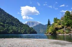 Lago Riza Immagine Stock Libera da Diritti
