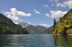 Lago Riza Fotografia Stock