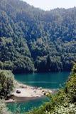 Lago Riza Fotografia Stock Libera da Diritti
