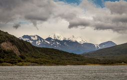 Lago Roca Стоковое Изображение