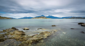 Lago Roca Стоковые Изображения