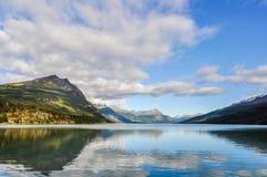 Lago Roca, Tierra del Fuego National Park, Ushuaia, Argentina Stock Image