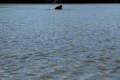 Lago rock Imagen de archivo