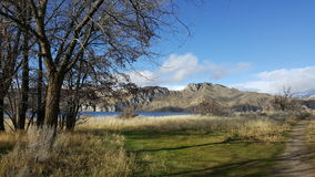 Lago Roosevelt Fotos de archivo