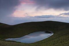 Lago Rosada Immagini Stock Libere da Diritti