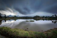 Lago Rosario Fotografie Stock Libere da Diritti