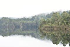 Lago Rosebery Imagem de Stock