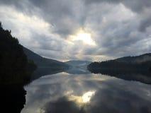 Lago Rosebery, Tasmânia Fotos de Stock