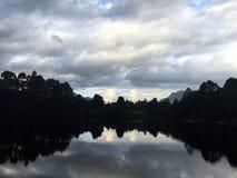 Lago Rosebery, Tasmânia Fotografia de Stock
