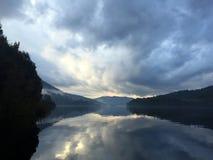 Lago Rosebery, Tasmânia Imagens de Stock