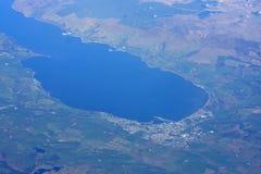 Lago Ryan, Scozia Fotografia Stock Libera da Diritti