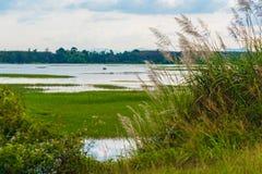 Lago Sa Sisiat Foto de Stock
