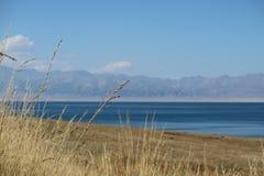 Lago Saili Imagen de archivo libre de regalías