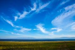 Lago Sailimu Imagem de Stock Royalty Free