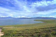 Lago Sailimu Fotografie Stock