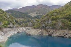 Lago San Domenico Stock Photography