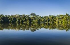 Lago Sandoval Photographie stock