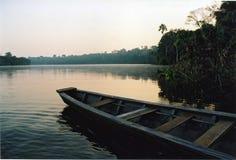 Lago Sandoval, Perù Immagine Stock Libera da Diritti