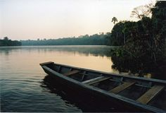 Lago Sandoval, Peru Imagem de Stock Royalty Free