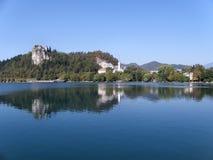 Lago sanguinato (172) Fotografie Stock