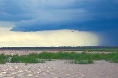 Lago sap di Tonle. La Cambogia immagini stock libere da diritti