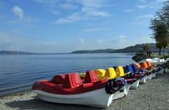 Lago Sapanca in Turchia Immagine Stock