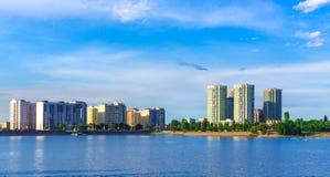 Lago Sayran Imagem de Stock Royalty Free