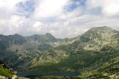 Lago secreto Foto de archivo