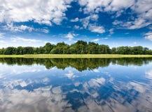Lago Seliger Foto de archivo libre de regalías