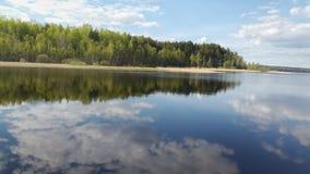 Lago Seliger en Rusia imágenes de archivo libres de regalías