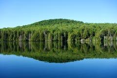 Lago selvaggio profondo Fotografia Stock Libera da Diritti