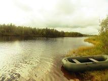 Lago septentrional Foto de archivo libre de regalías