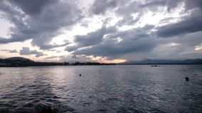 Lago Sevan fotos de stock