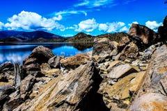 Lago Shastina imagens de stock royalty free