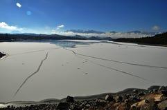 Lago Shastina Imagem de Stock