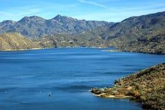 Lago Silverwood Imagen de archivo